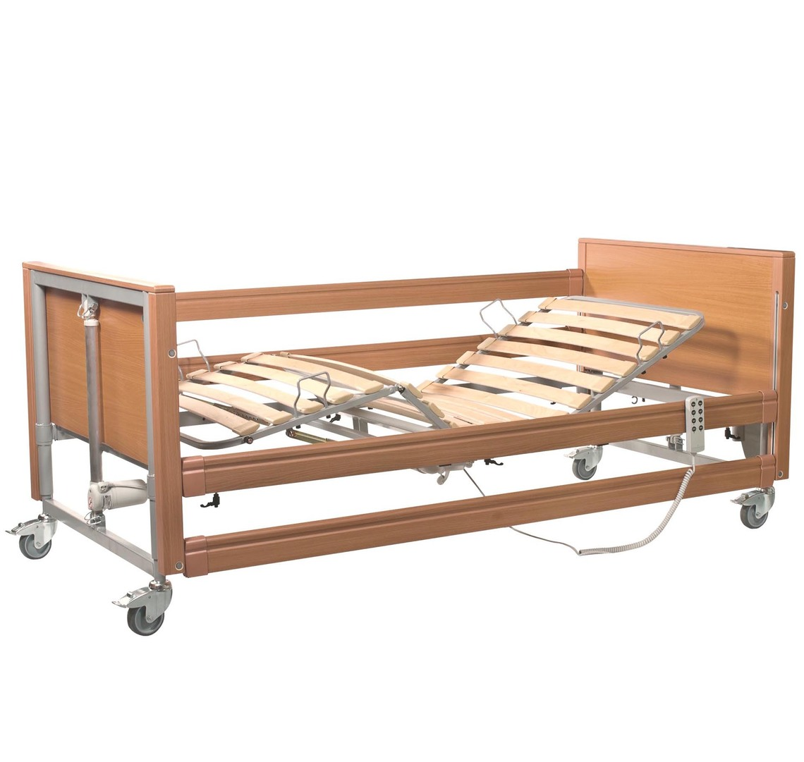 Bedroom Aids | Beds | casa-med-ultra-fs-with-side-rails