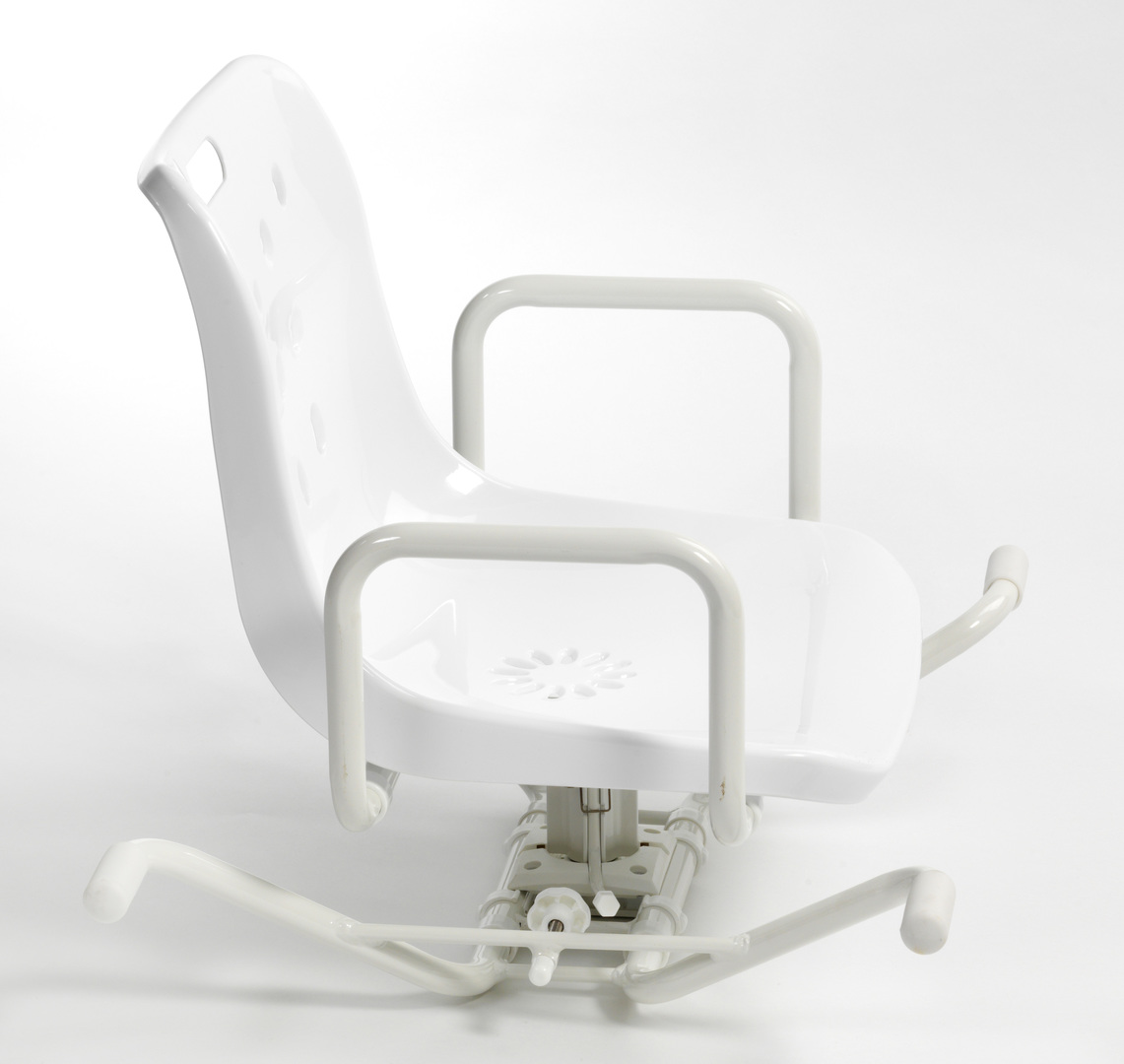 Comfort Swivel Bath Seat With Adjustable Width - World Of Scooters ...
