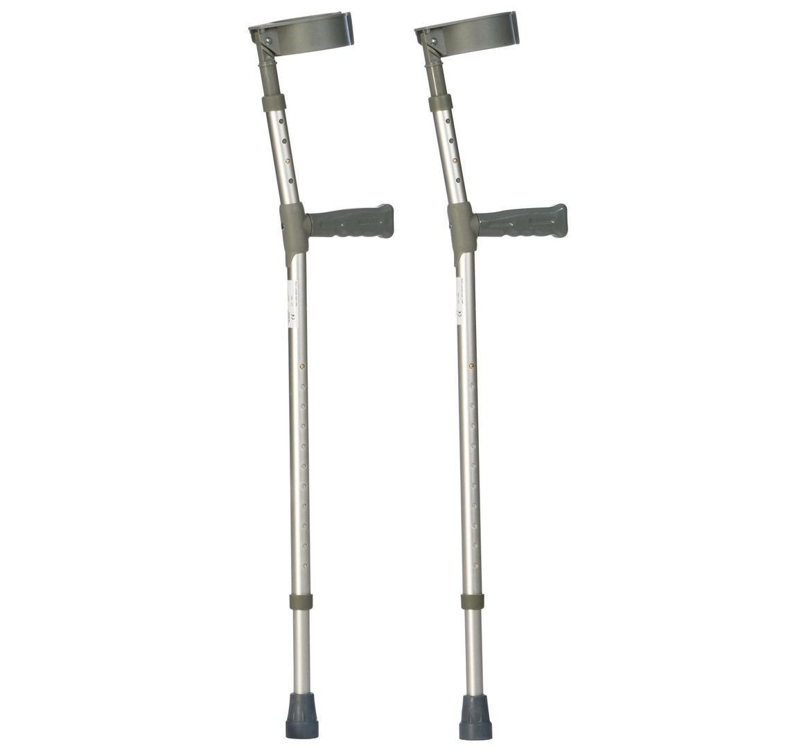 Walking Aids | Walking Sticks & Crutches | double-adjustable-forearm-crutches