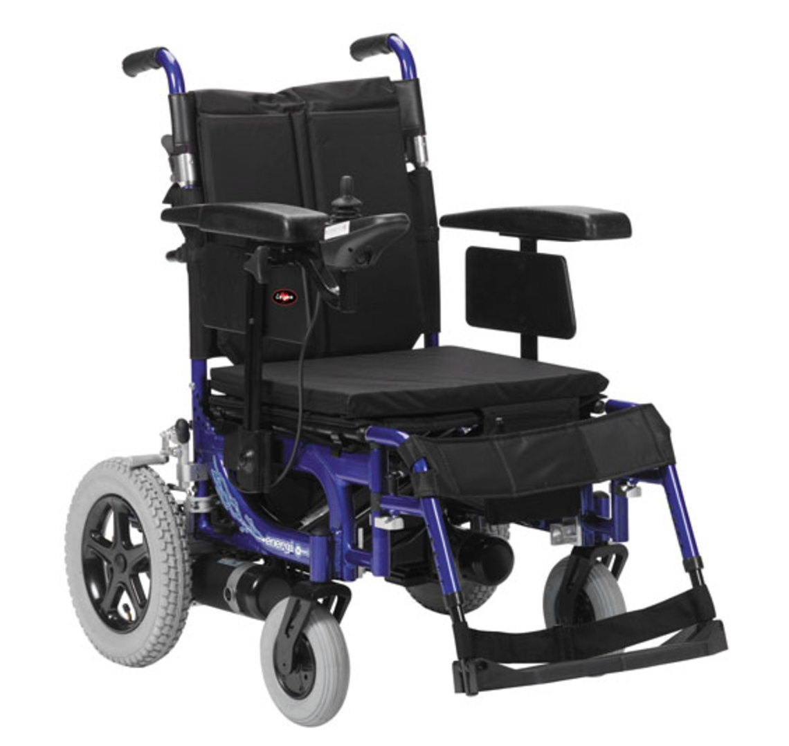 powerchairs | folding