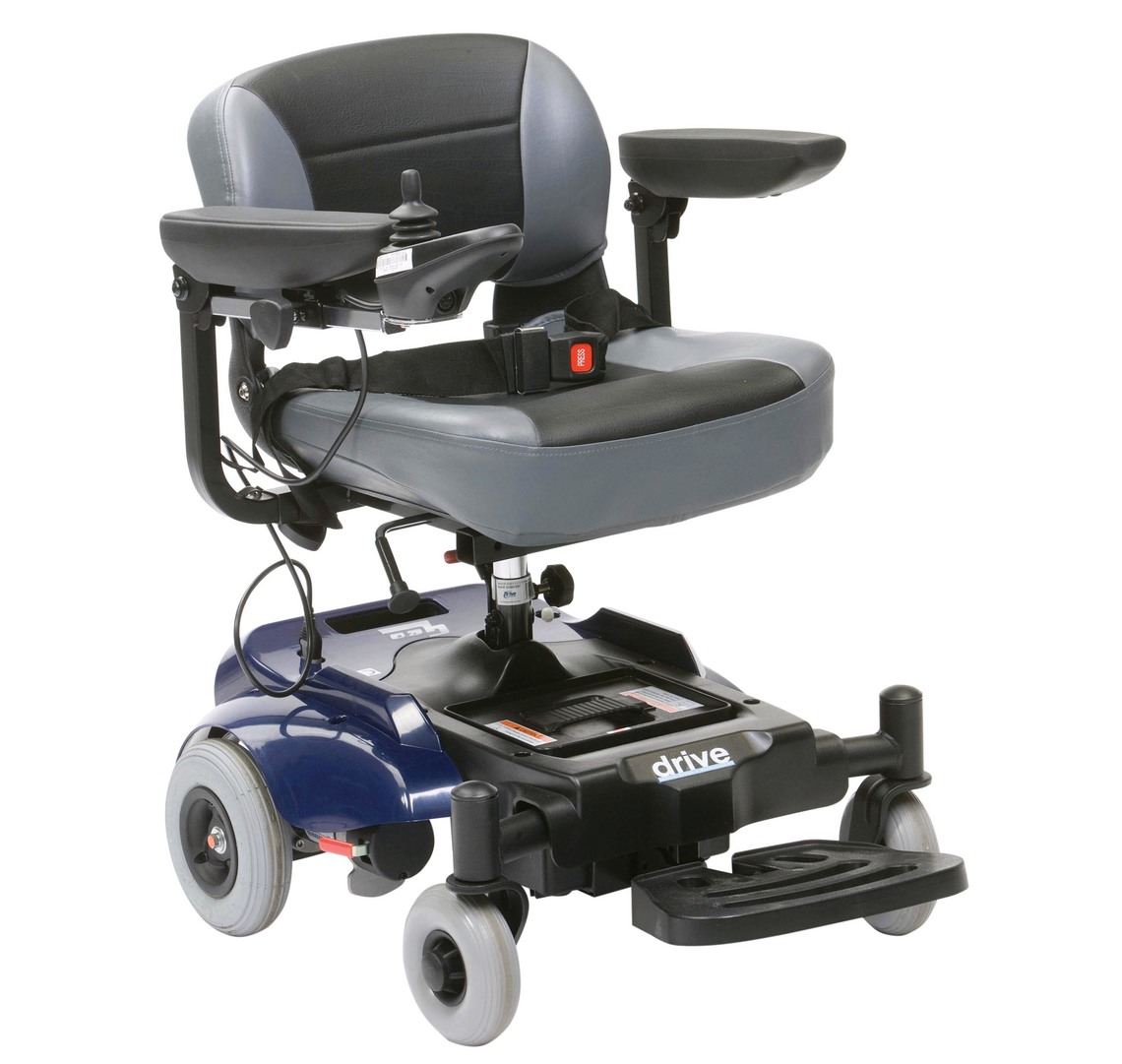 powerchairs | compact
