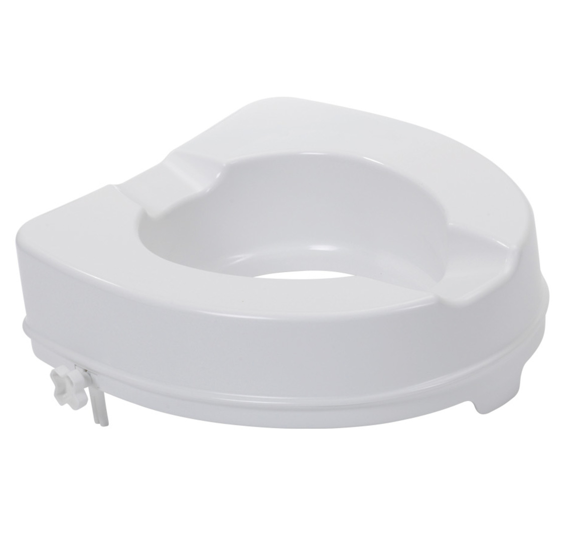 Raised Toilet Seat Without Lid World Of Scooters Manchester