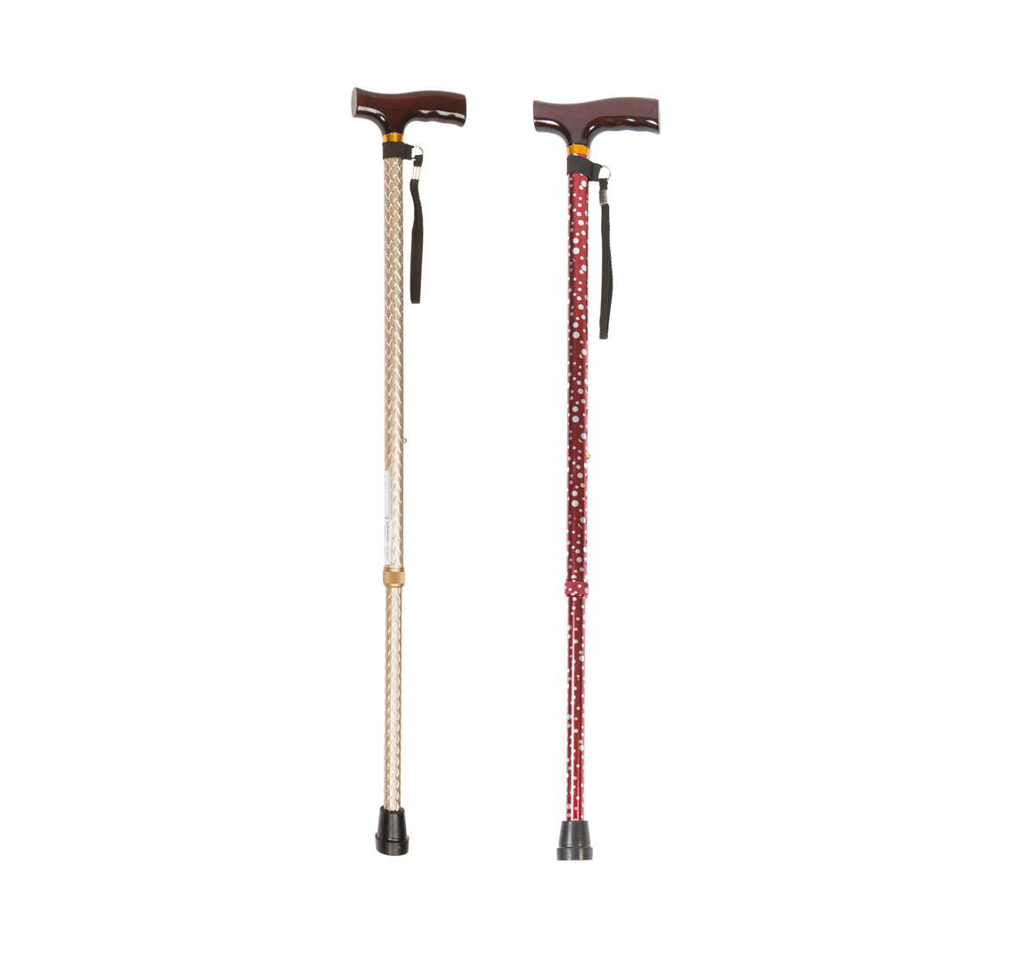 Walking Aids | Walking Sticks & Crutches | uk-cane-pack-2-t-handle-walking-sticks